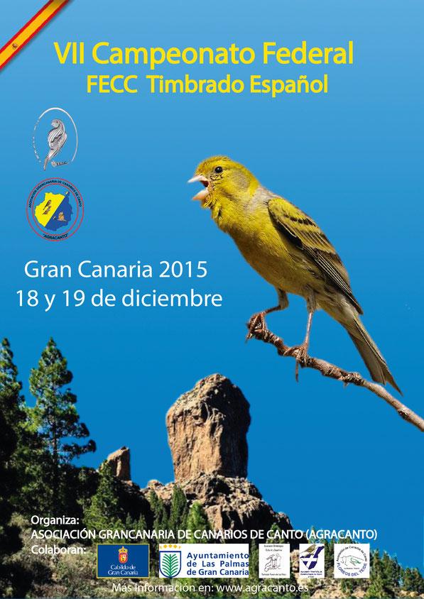GRAN CANARIA/ FECC 2015
