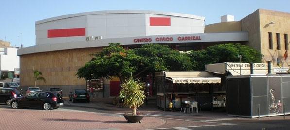 Centro Cívico Carrizal.