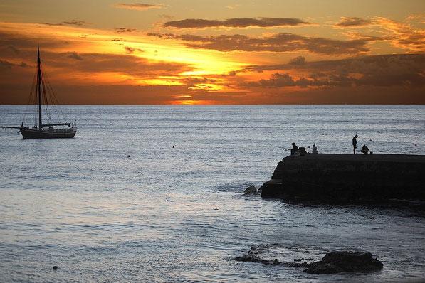 Costa noroeste de Gran Canaria. Gáldar