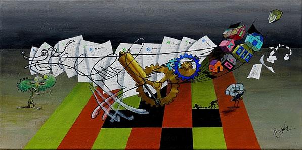 Subprime mortgage crisis - Claude Rossignol