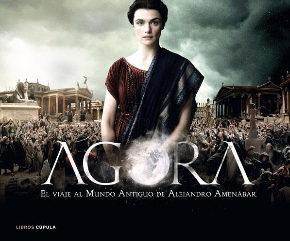"La inquietante trama histórica de ""Ágora"""