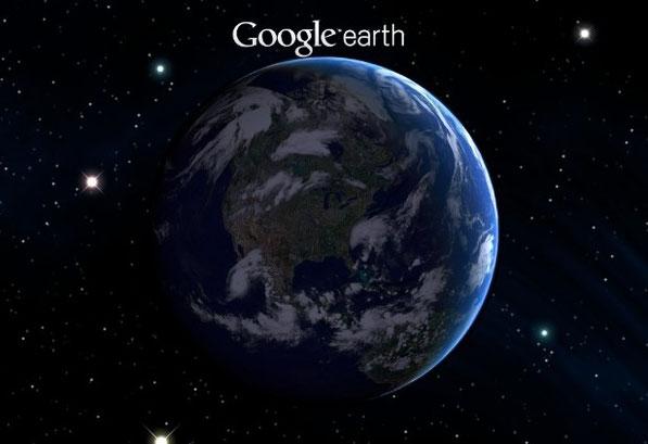 Google Earth y sus prácticas ventajas