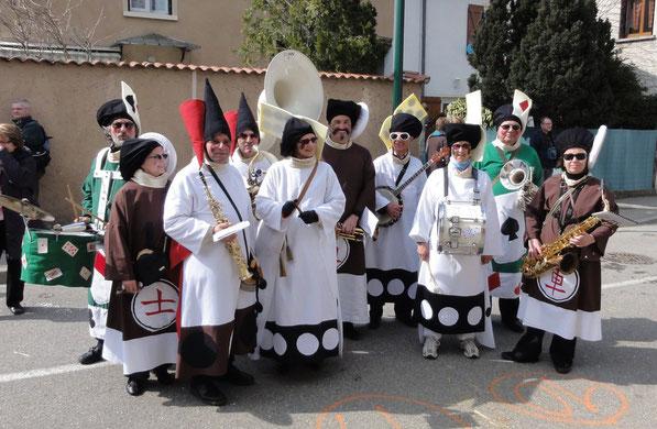Carnaval de Saint Pierre de Chandieu - Mars 2011 - Avec des renforts