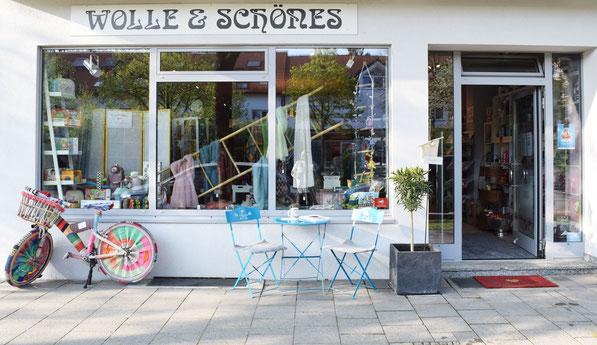Wollshop/Wollladen Wolle & Schönes Wasserburger Landstrasse 250 München