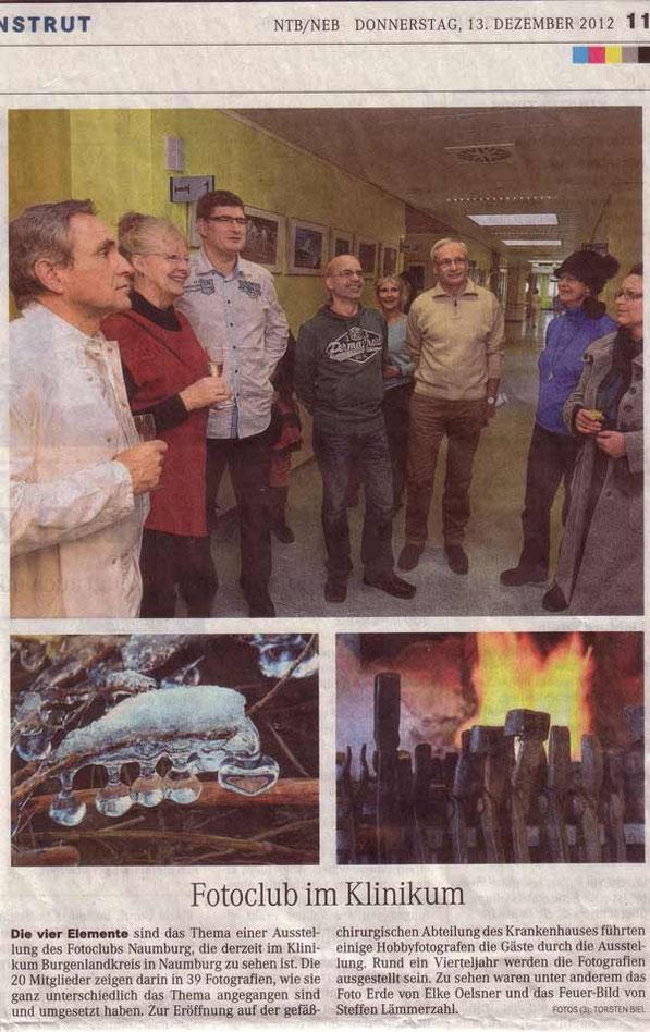 NMB Tageblatt: (13.12.2012)