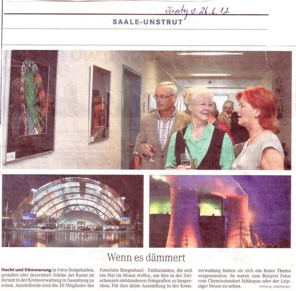 NMB Tageblatt: (26.6.2012)