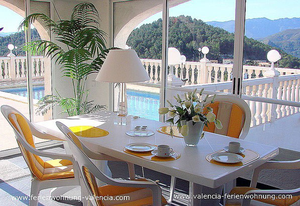 privat g nstig ferienwohnung valencia pool internet gandia spanien. Black Bedroom Furniture Sets. Home Design Ideas