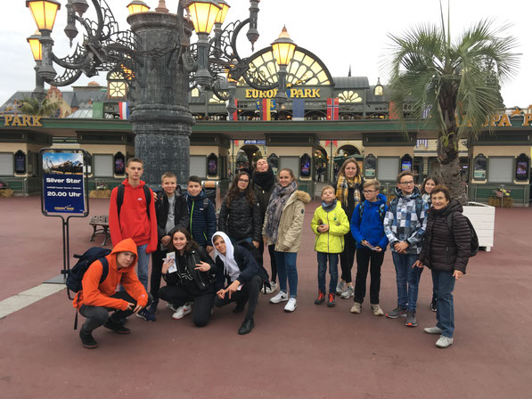 Des jeunes de Bétheny à la rencontre des jeunes de Dannstadt-Schauernheim