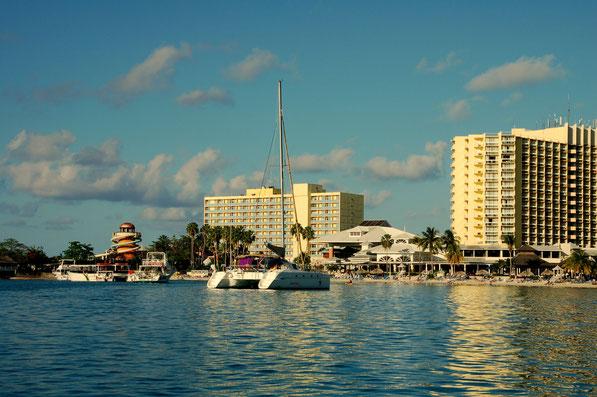 In der Bucht von OCHO RIOS / JAMAICA