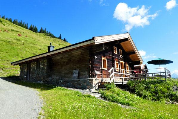 Saalbach Hinterglemm Hütte mieten