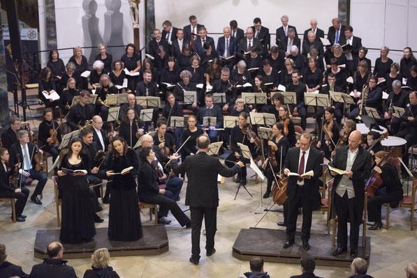 "Konzert ""Elias"" von Felix Mendelssohn Bartholdy, 10. November 2019"