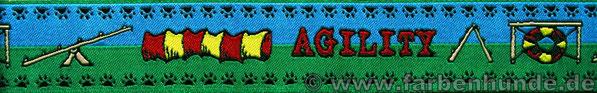 'Agility' grün - 19 mm (+ 1,00 €)