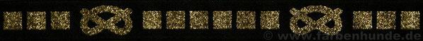 'Staffordshire-Knoten' gold - 24 mm