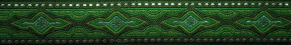 'Lava' oliv-grün - 25 mm