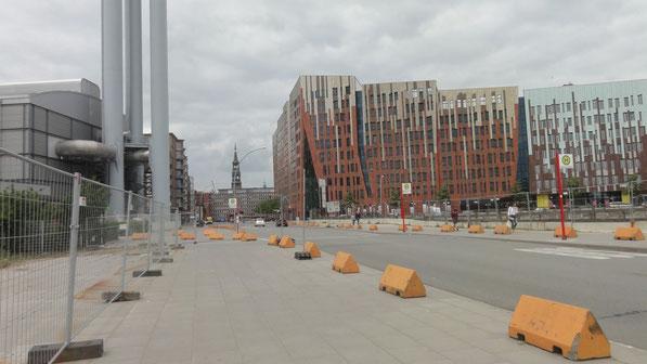 nouveaux quartiers du port