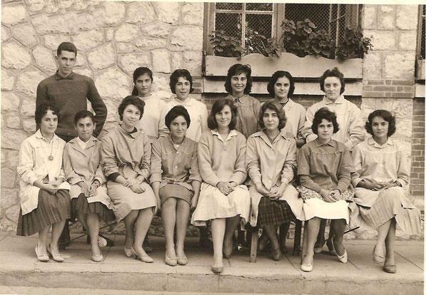1959-1960 collège de Frontignan
