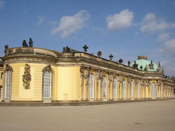 Potsdam: Sans Souci