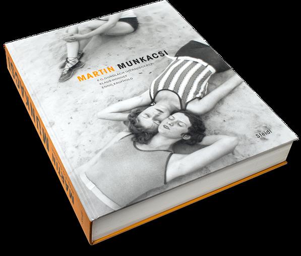 Martin Munkacsi, Cover, Buch, Book, Katalog, Catalogue, Layout, Gestaltung, Buchgestaltung, Typografie, Typography, claasbooks, Claas Möller