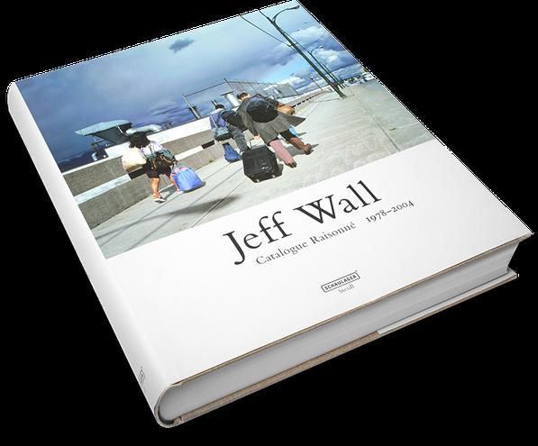 Jeff Wall, Catalogue Raisonné, Cover, Buch, Book, Katalog, Catalogue, Layout, Gestaltung, Buchgestaltung, Typografie, Typography, claasbooks, Claas Möller