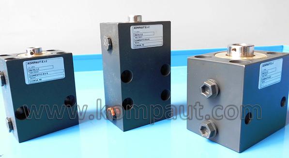 KOMPAUT cilindri oleodinamici compatti. Kompaut, componenti per automazione industriale, distributore Airtac.