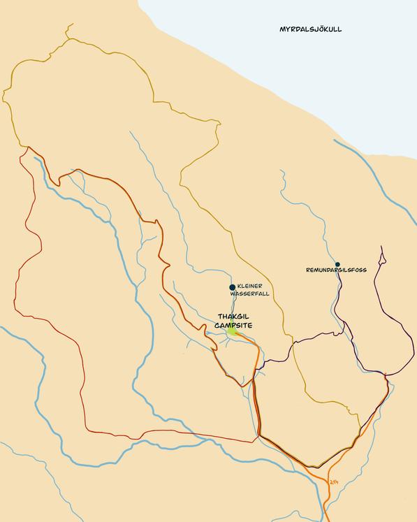 Thakgil Karte