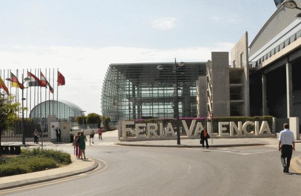Выставочный Центр Валенсии Feria Valencia