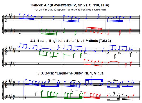 Bach Händel