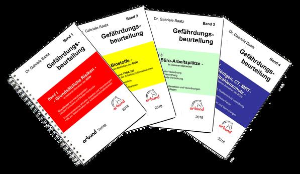 Gefahrenbeurteilung für den Arbeitsschutz für Betriebe der Betriebsgenossenschaft.