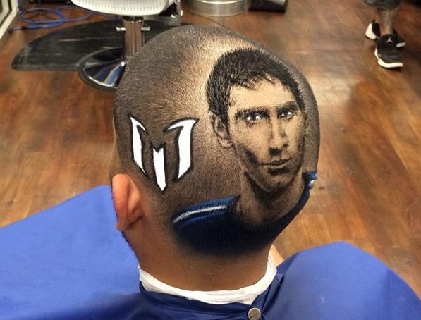 Lionel Messi. Fuente: Instagram