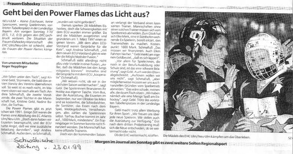 Powerflames - EHC Ulm / Neu-Ulm e.V.
