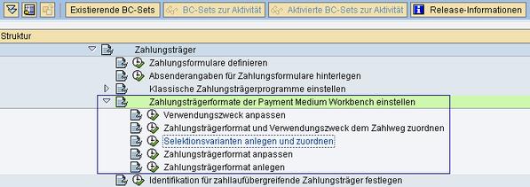 SEPA SAP Zahlungsträger www.hettwer-beratung.de