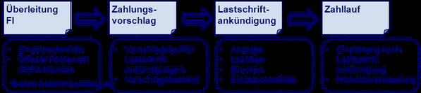 SEPA SAP Zahlungsvorschlag Prenotification www.hettwer-beratung.de