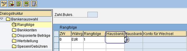 SEPA SAP Dialogstruktur www.hettwer-beratung.de