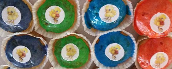 Chocobo Muffins - die süße Überraschung für Vorbesteller