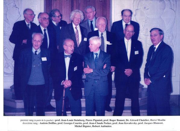 1e rencontre de l'IFHE Paris 2000