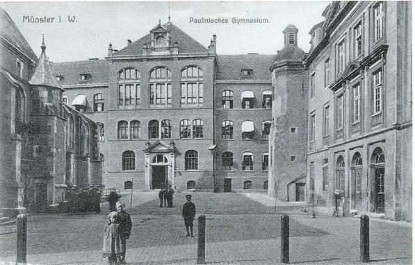Paulinum um 1900