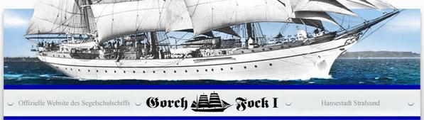 die Gorch Fock 1