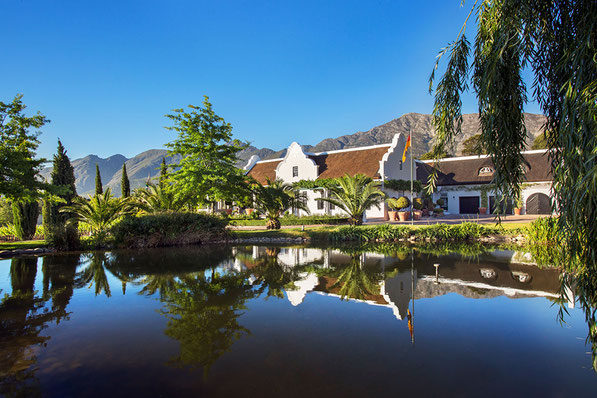 CAPESTYLECOLLECTION - Grande Provence - Franschhoek