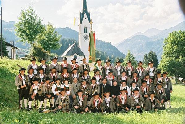 Schützenkompanie Schlaiten 2008