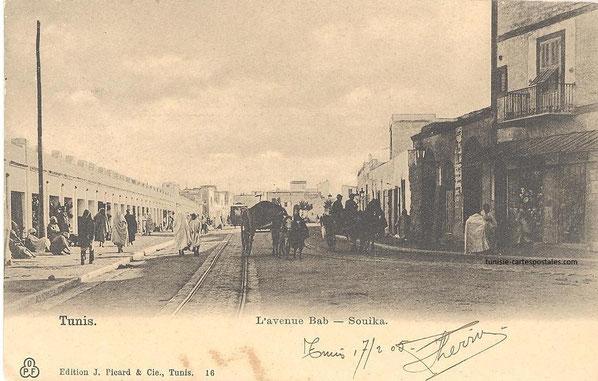 Avenue Bab Souika