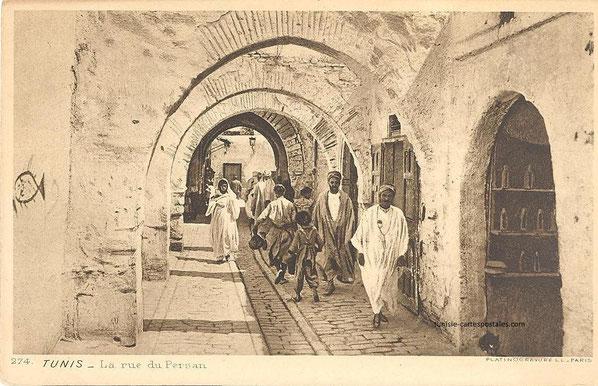 rue des Persans