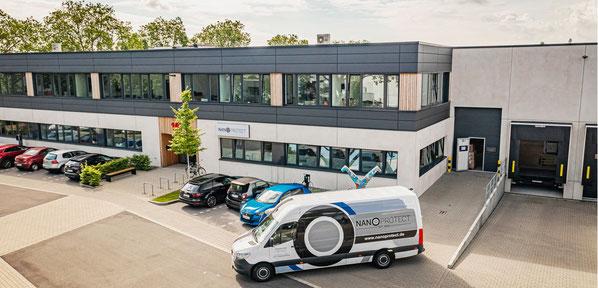 Nanoprotect GmbH aus Düsseldorf - Die Chemie stimmt!