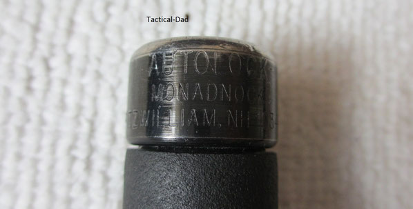Monadnock Autolock Endkappe