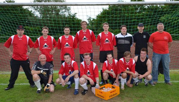 Die Fußball-Helden vom Germania-Rott