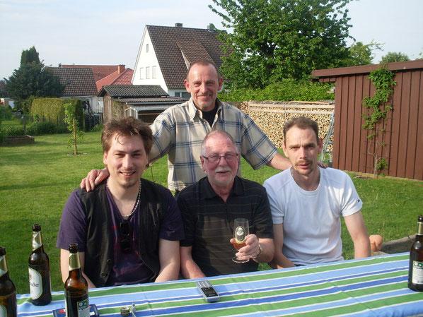 Rottbruder Karl-Heinz Jacob feiert 70. Geburtstag