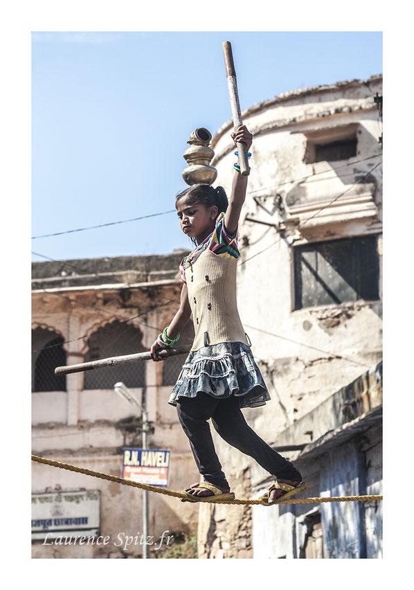 • L'equilibriste • Bundi Rajasthan