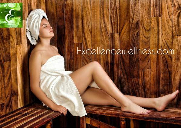 Sauna St Jean de Luz Excellence Wellness & Spa Sauna Massages Bien-être et Beauté Bio.