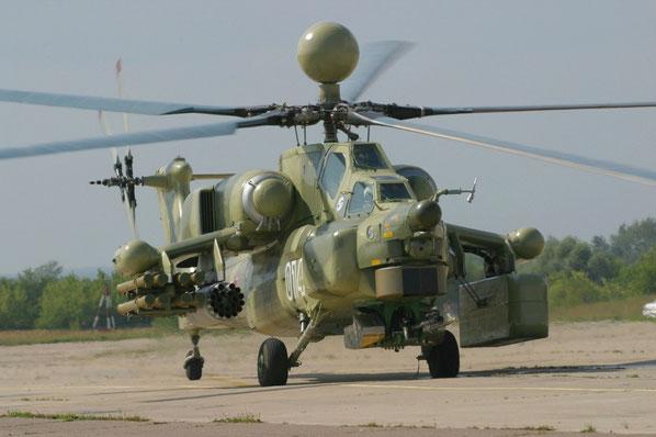 Mil Mi-28NE ( Foto: Russian Helicopter)
