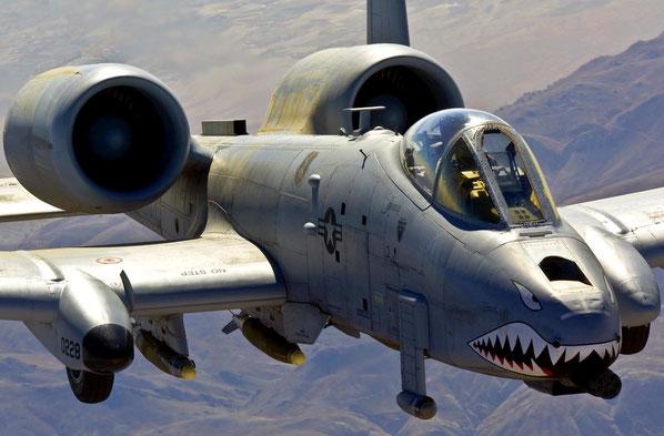 A-10C Thunderbolt II (Foto: USAF)