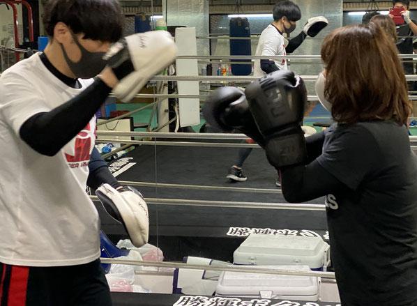 ダイエット堺市 ボクシングは痩せます